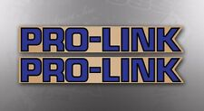 HONDA SWINGARM PRO-LINK PROLINK REPRODUCTION DECALS GRAPHICS (see pic)
