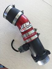 1997-2006 Nissan Sentra SE-R SPEC V AEM Red Cold Air Intake MAF Sensor Adapter