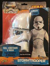 Star Wars Stormtrooper Full Costume & Mask