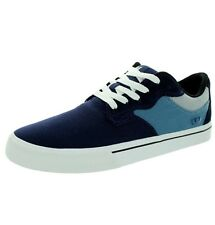 Supra Axle Sneakers In Slate Blue/Navy-White Skate Shoes Size 10