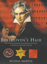 Russell Martin Beethoven's Hair Excellent Book