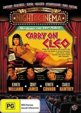 Carry On Cleo (Night at the Cinema) NEW R4 DVD