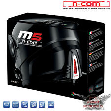 NOLAN N-COM M5 MOTORRAD HELM GEGENSPRECHANLAGE KOMMUNIKATION BLUETOOTH HEADSET