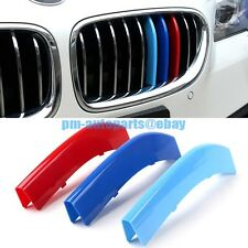PM ///M Front Center Kidney Grille Insert Trim New for BMW 3-Series Sedan Wagon