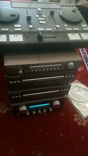 Pioneer r9 remix midi separate hifi 2 cd one amp one effect module