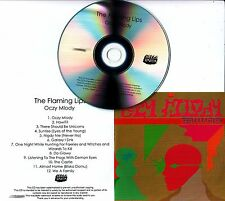 THE FLAMING LIPS Oczy Mlody UK numbered 12-track promo test CD