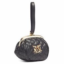 Moschino JC4105 0000 Black Clutch/Wristlet