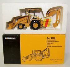 NZG - Caterpillar 416C Backhoe/Loader. 1996 Launch Edition. Serial # 0241