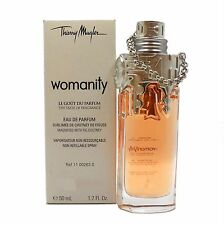 THIERRY MUGLER WOMANITY EAU DE PARFUM NON REFILLABLE SPRAY 50 ML/1.7 FL.OZ. (T)
