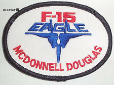 US.Air Force `F-15 EAGLE` Aircraft Cloth Badge / Patch (F15-7)