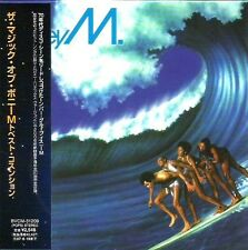 Boney M. ‎– Oceans Of Fantasy  CD MINI LP OBI