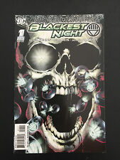 Box 29c, Comic DC, Blackest Night, # 1 of 8 Sep 09