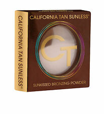 California Tan -Sunless Spray Tan Sunkissed Bronzing Powder