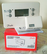 Danfoss TP9000 Systemfit 7 Day Central Heating Timer Programmer Thermostat