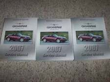 2007 Chrysler Crossfire Coupe Convertible Shop Service Repair Manual Limited V6