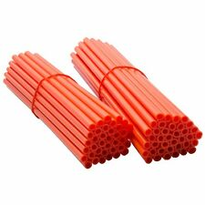 Tusk Spoke Sleeves Orange KTM 125 250 350 450 SX SXF XC XCF