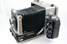 Linhof 4x5 Super Technika V Field Camera w/ Schneider 150mm Lens