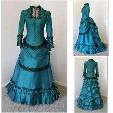 Vintage Gothic Lolita dress/victorian Southern belle dress Civil War V-352