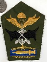 Army Airborne Wings Parachute Patch Para Jump Wing Cloth Badge Special Forces