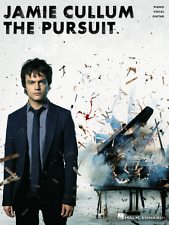 """JAMIE CULLUM-THE PURSUIT"" PIANO/VOCAL/GUITAR MUSIC BOOK NEW ON SALE SONGBOOK!!"