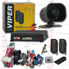 VIPER 5806V 2-WAY CAR ALARM SECURITY SYSTEM AND REMOTE START SYSTEM