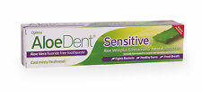 Aloe Dent Flouride-free Toothpaste for Sensetive Teeth 100ml from Optima®