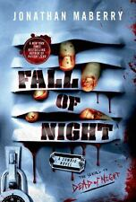 FALL OF NIGHT (9781250034946) - JONATHAN MABERRY (PAPERBACK) NEW