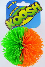 KOOSH BALL Toy ODDZON Hasbro Basic Fun Natural Latex Rubber Stress Relax NEW S3