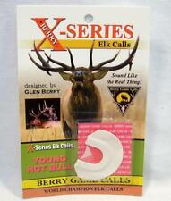 Berry X-Series X1 Young Hot Bull Elk Hunting Game Call Reed