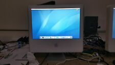 "Apple iMac A1195 17"" Intel Core 2 Duo 1.8GHz, 160GB HDD, 1GB RAM OS 10.4.11"