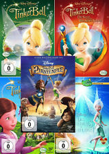 TinkerBell 1 + 2 + 3 + 4 + 5 Collection (Walt Disney)                | DVD | 020