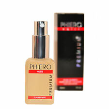 PHIERO notte PREMIUM * eau d cologne 30ml spray pheromones for men intensive sex