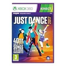 Just Dance 2017 Xbox 360 Game Brand New