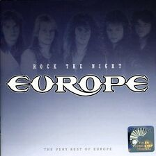 Rock The Night-Very Best Of - Europe (2004, CD NIEUW)2 DISC SET