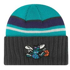 Charlotte Hornets New Era Beanie Prep Class Knit Skully Cuff Winter Cap Hat