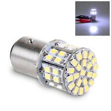 White 1157 BAY15D 50SMD 1206 6000K LED Light Car Tail Stop Brake Lamp Bulb 12V W
