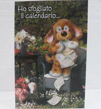 BIGLIETTO DI BUON COMPLEANNO-MISURA cm. 17,5x11,5-con BUSTA