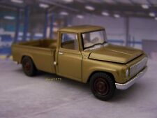 1965 INTERNATIONAL HARVESTER 1200 SCOUT 1/64 SCALE MODEL COLLECTIBLE  - DIORAMA