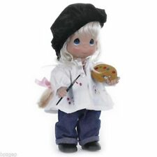 "Precious Moments Color My World Blonde 12"" Doll #4726"
