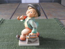 "Goebel Hummel ""Merry Wanderer"" #7/1, TMK3, 7"" Tall, No Box"