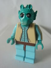 sw110 Lego Star Wars 4501: Mos Eisley Cantina - Greedo Minifigure - New