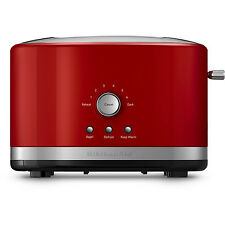 KitchenAid KMT2116ER Empire Red 2-Slice Toaster with High Lift Lever