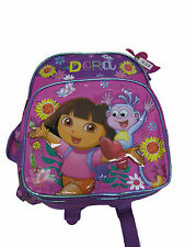 "A03554 Dora the Explorer Mini Backpack 10"" x 8"""