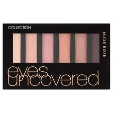 Collection 2000 Eyes Uncovered Nude Rose Eye Shadow Palette Size 6g Authentic
