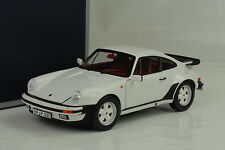 1977 Porsche 911 930  3.3 turbo white weiss 1:18 Norev