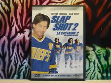 DVD d'occasion très bon état : SLAP SHOT 2 ... La castagne