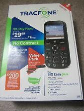 Big Easy Plus A383G w/ 800 minutes & 1 year Service -No Tracfone card needed-