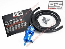 """IN STOCK"" GRIMMSPEED UNIVERSAL MANUAL TURBO BOOST CONTROLLER BLUE WRX STI EVO"