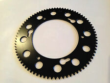 Quick Release Kart Sprocket 219 Pitch Size 80 - TKM ROTAX HONDA TONY KART