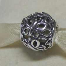 New Authentic Pandora Charm 790895 Openwork Butterflies  Box Included